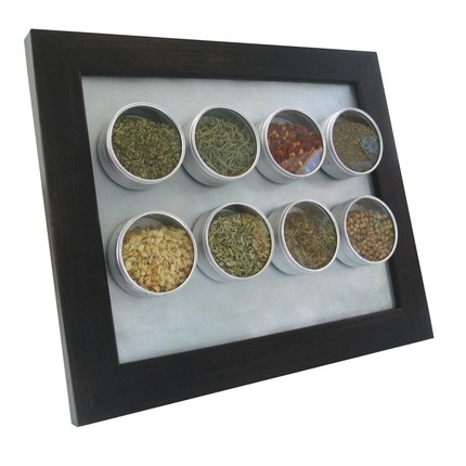 Spicelab Small Magnetic Spice Rack