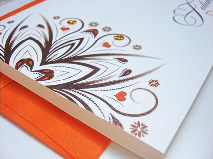 Bluesugarpress-Personalized Sahara Stationery